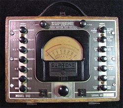 592 portable multimeter